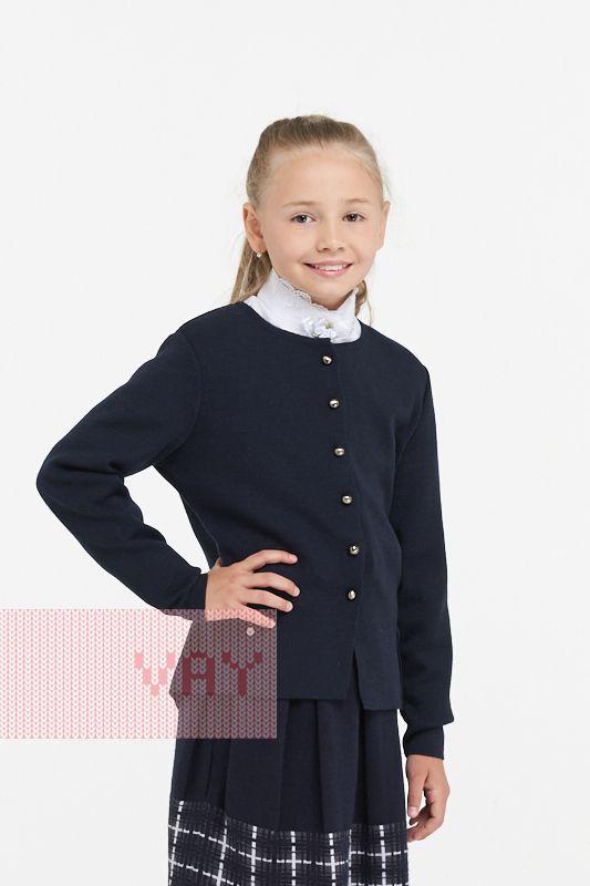 Жакет для девочек 183-7105