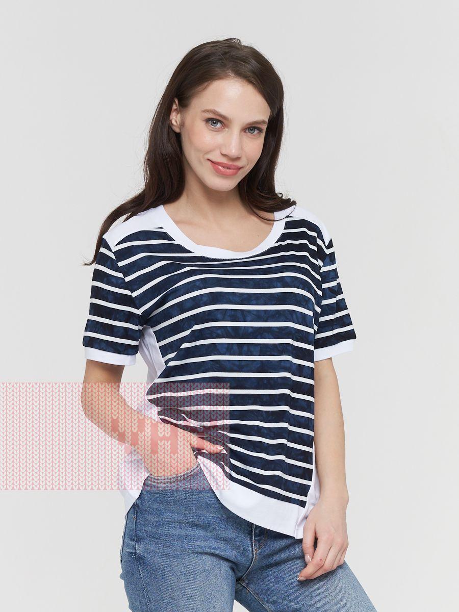 - 77%   СУПЕР РАСПРОДАЖА!!!!!   Фуфайка (футболка) женская 211-3659