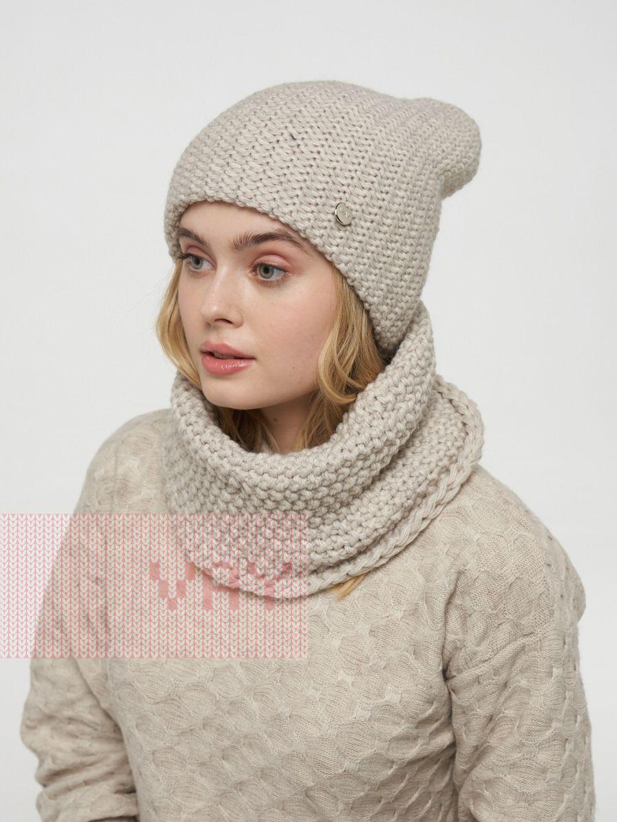 !!!! РАСПРОДАЖА!!!   ФЕМИНА  ТРЕЙД      Комплект (шапка,шарф-снуд) 202-8701